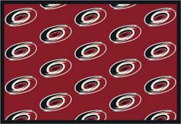 Carolina Hurricnes NHL Area Rugs and Mats