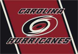 Carolina Hurricanes NHL Area Rugs and Mats