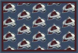 Colorado Avalanche NHL Area Rugs and Mats