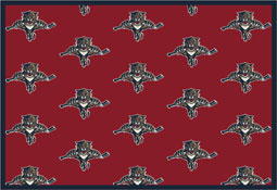 Florida Panthers NHL Area Rugs and Mats