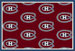 Montreal Canadians Nhl Area Rugats