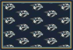 Nashville Predators NHL Area Rugs and Mats