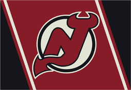 New Jersey Devils NHL Area Rugs and Mats