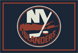 New York Islanders NHL Area Rugs and Mats