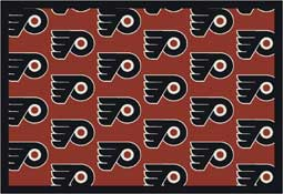 Philadelphia Flyers NHL Area Rugs and Mats