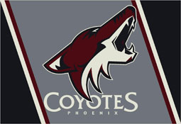Phoenix Coyotes NHL Area Rugs and Mats