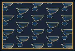 St. Louis Blues NHL Area Rugs and Mats