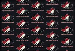 Team Canada NHL Area Rugs and Mats