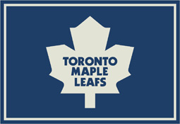Toronto Maple Leafs NHL Area Rugs and Mats