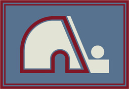 Quebec Nordiques NHL Area Rugs and Mats