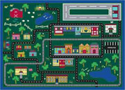 Tiny Town Area Rug