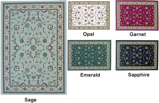 Milliken Area Rugs Innovation Collection Isfahan