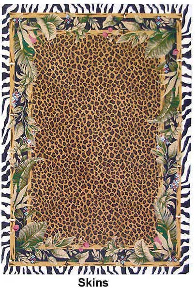 Milliken Area Rugs Innovation Collection Jungle Safari