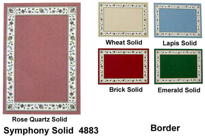 Milliken Area Rugs Innovation Collection Symphony Solid