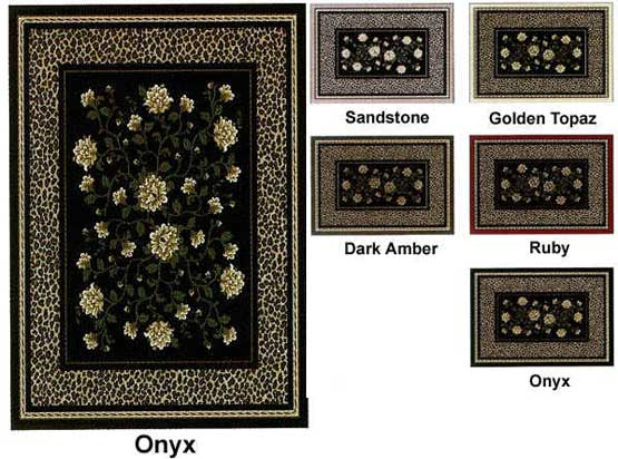 Milliken Area Rugs Innovation Collection Charlemagne