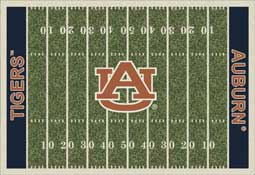 Auburn University 1030 Football Rug
