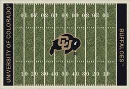 University of Colorado Buffaloes Collegiate Rugs