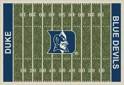 Duke University Blue Devils Collegiate Rugs