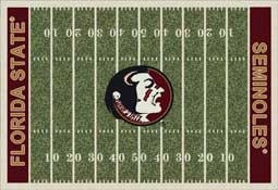 Florida State University Seminoles Collegiate Rugs