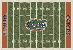 University of Flordia Gators Collegiate Rugs