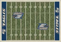 Georgia Southern University Eagles Collegiate Rugs