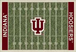 University of Indiana Hoosiers Collegiate Rugs