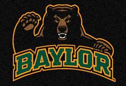 Baylor University College Area Rugs Mats Amp Carpet
