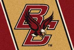 Boston College Collegiate Rug and Mat