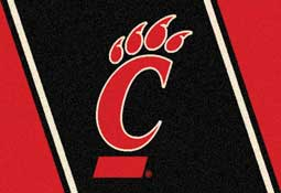 University of Cincinnati Collegiate Rug and Mat