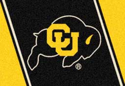 University of Colorado Collegiate Rug and Mat