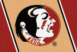 Florida State University Collegiate Rug and Mat
