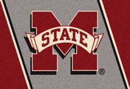 Mississippi State University Bulldogs Collegiate Rugs