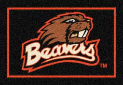 Oregon State University Beavers Collegiate Rugs and Mats