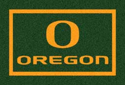 University of Oregon Ducks Collegiate Rugs and Mats