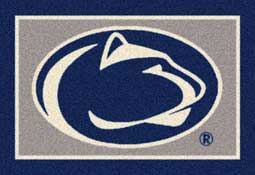 Penn State University Nittany Lions Collegiate Rugs and Mats