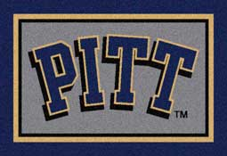 University of Pittsburgh Panthers Collegiate Rugs and Mats
