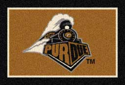 University of Purdue Boilermakers Collegiate Rugs and Mats