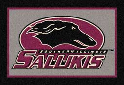 Southern Illinois University Salukis Collegiate Rugs and Mats