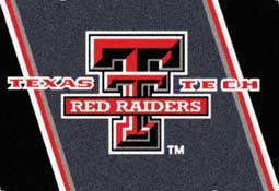 Texas Tech University Red Raiders Collegiate Rugs and Mats