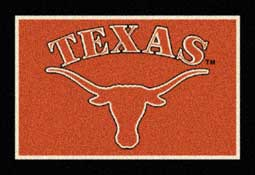 University of Texas Longhorns Collegiate Rugs and Mats