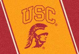 University of Southern California Trojans Collegiate Rugs and Mats