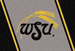 Wichita State University Shockers Collegiate Rugs and Mats