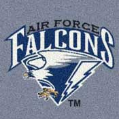 Air Force University College Area Rugs and Mats