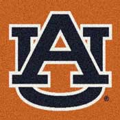 Auburn University College Area Rugs and Mats
