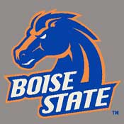 Boise State University College Area Rugs and Mats
