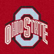 Ohio State University College Area Rugs Mats Amp Carpet