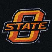 Oklahoma State University College Area Rugs Mats Amp Carpet