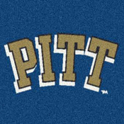 University Of Pittsburgh College Area Rugs Mats Amp Carpet