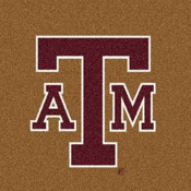 Texas A Amp M University College Area Rugs Mats Amp Carpet