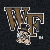 Wake Forest University College Area Rugs Mats Amp Carpet